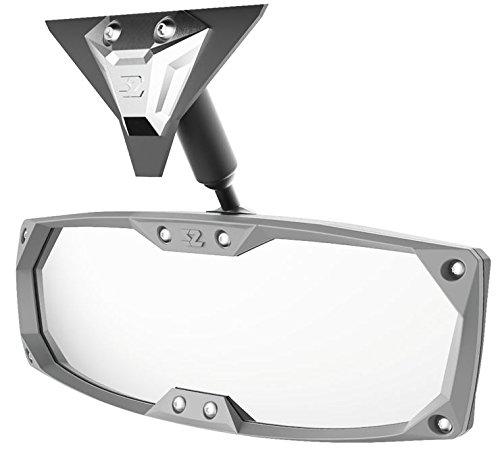 Seizmik Halo-R Rear View Mirror 1.75'', Black, 18056