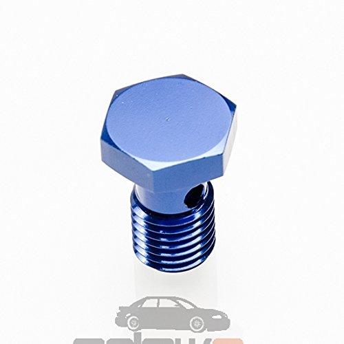 Aluminium Hollow Bolts M16 x 1 5 (Anodised Blue): Amazon co