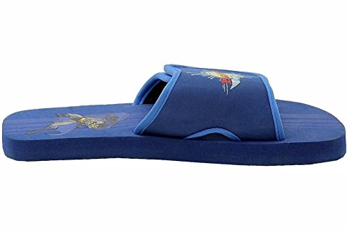Blue Kids Batarang Batman 3 Sandals Batman Blue 2 8q4Egg