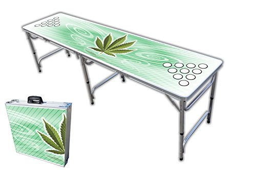 beer pong tables with speakers - 1