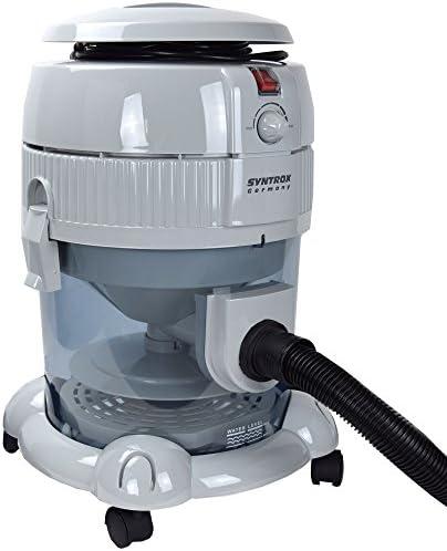 Syntrox Germany – WVC qms-2400 W koios Aspiradora con filtro de agua seco y húmedo aspirador: Amazon.es: Bricolaje y herramientas