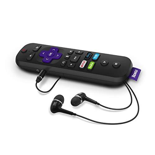 Roku Ultra | Reproductor multimedia de transmisión HD / 4K / HDR. Ahora incluye auriculares premium JBL. (2018)