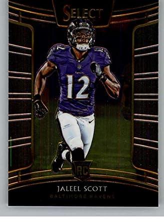 sports shoes fd9df d4f7e Amazon.com: 2018 Select Football #67 Jaleel Scott Baltimore ...
