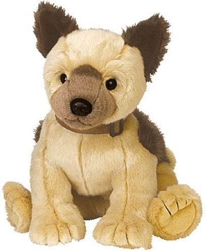 Ty Classic Plush Schultzie The Dog
