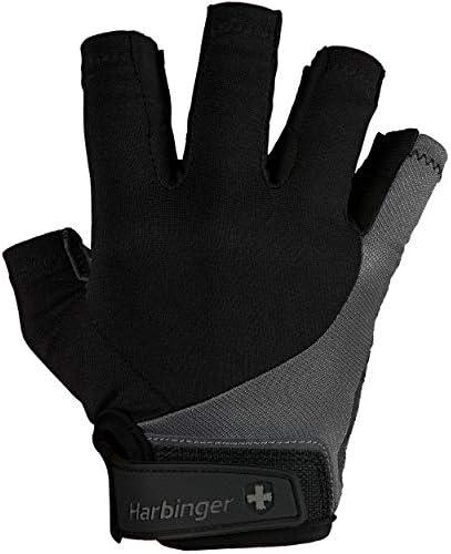 Harbinger BioFlex Weightlifting Gloves Leather