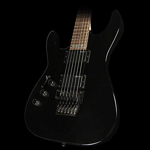 ESP LTD Kirk Hammett Signature Series Left Handed KH 202 Electric Guitar, Black