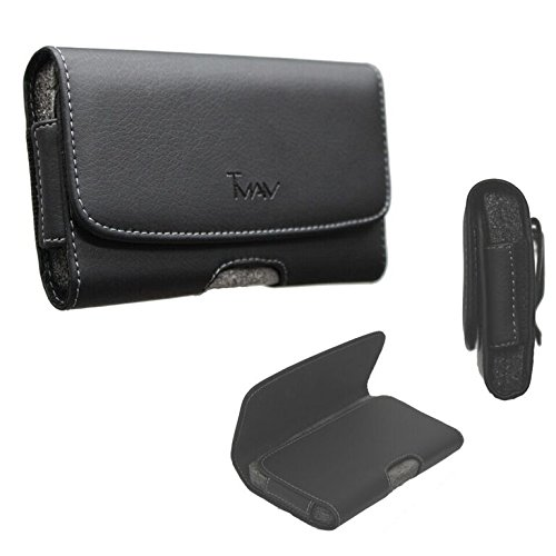 Leather holster Huawei Carriers Hybrid