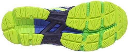 ASICS Gel-Noosa Tri 10 GS - Zapatillas de deporte unisex para niños azul - Blue (Navy/Off 5099)