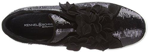 Weiss Sohle Femme Schmenger Und Town Noir Baskets 620 Kennel black UH8qwx