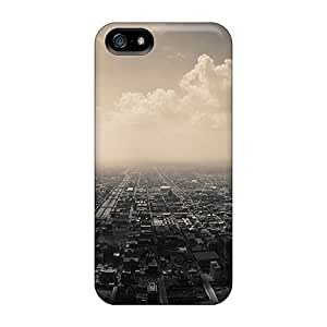 Snap-on Case Designed For Iphone 5/5s- City