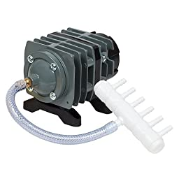 O2 Commercial Pump, 951 gph 3.48 psi 41watts 120volts by Elemental Solutions