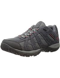 Mens Redmond Waterproof Low Hiking Shoe, Advanced Traction Technology