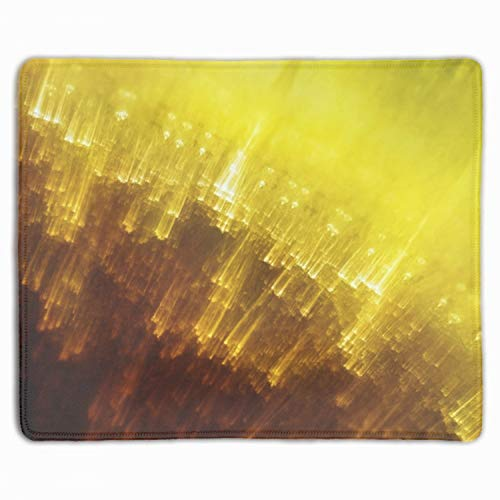 (Personalized Mouse Pad - Solar Flare Design and Make Your own Customized Mousepad.)
