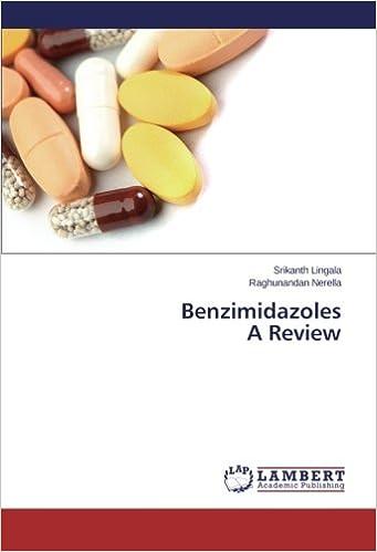 Book Benzimidazoles A Review