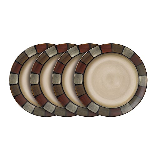 Pfaltzgraff Taos Set of 4 Dinner Plates