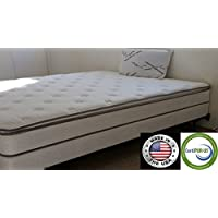 9 inch Pillow Top Firm Mattress (TWIN)