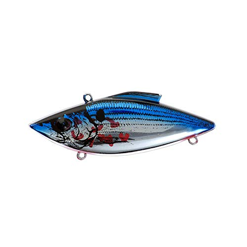 Magnum-Trap Bleeding Shad Lipless Crankbait, 3 1/2