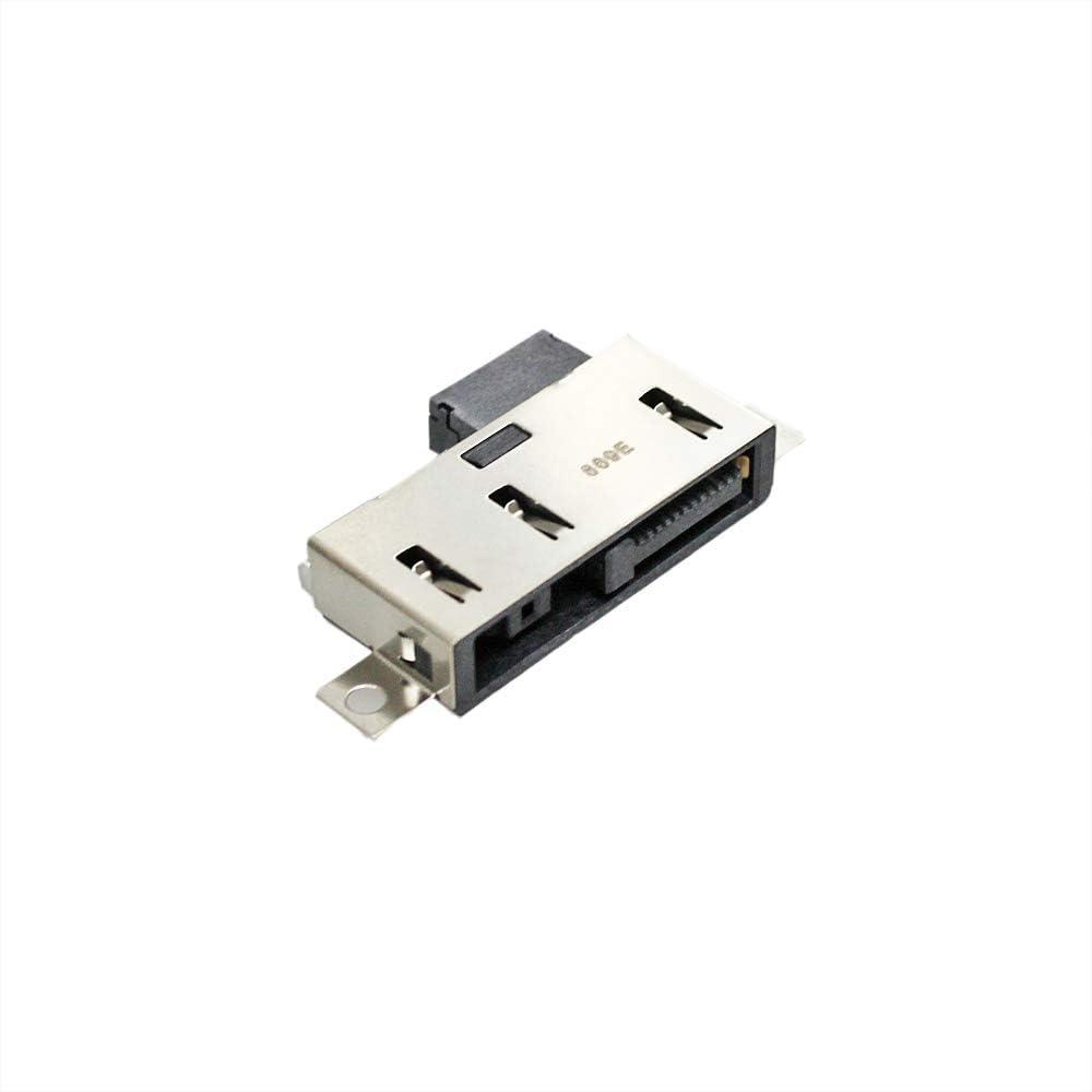 Zahara DC in Power Jack Connector Socket Plug Replacement for Lenovo Thinkpad Yoga S1 12 20CD00AVUS