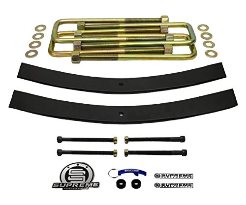 - Supreme Suspensions - Toyota Tacoma Lift Kit 1.5