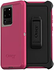 OtterBox DEFENDER SERIES SCREENLESS EDITION Case for Galaxy S20 Ultra/Galaxy S20 Ultra 5G (ONLY - Not compatib