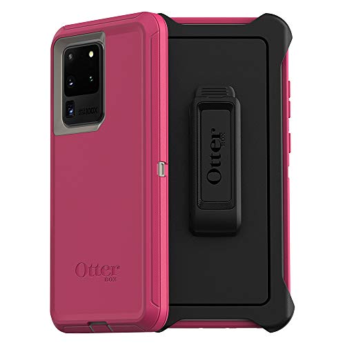 OtterBox DEFENDER SERIES SCREENLESS EDITION Case for Galaxy S20 Ultra/Galaxy S20 Ultra 5G (ONLY – Not compatible with…