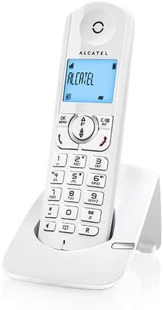 Alcatel F360 Voice Duo Blanc T/él/éphone fixe