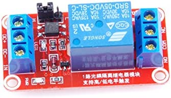 KNACRO SLA-05VDC-SL-C 1 Channel Relay Module DC 5V 10A with optocoupler Support
