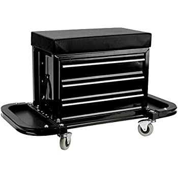 Amazon Com Performance Tool W85025 Creeper Seat Tool Box
