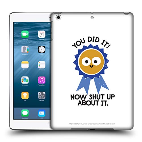- Official David Olenick Boast Likely to Suceed Medal Objects Hard Back Case iPad Air (2013)