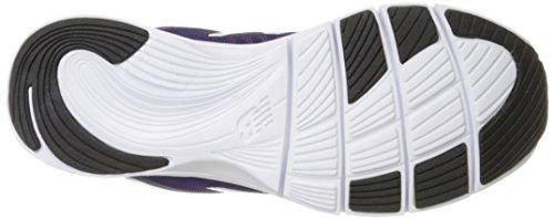 Balance Damen Graphic Plum Violet Sneaker Training Eu Glo Zag New Gym Black Schwarz Fitness Wx711 Zig SCxRZwqd