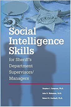 Social Intelligence Skills for Sheriff's Department Supervisors/Managers