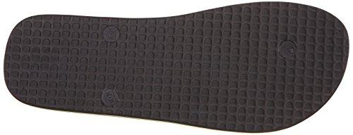 Dc Spray Sandal Grigio / Giallo