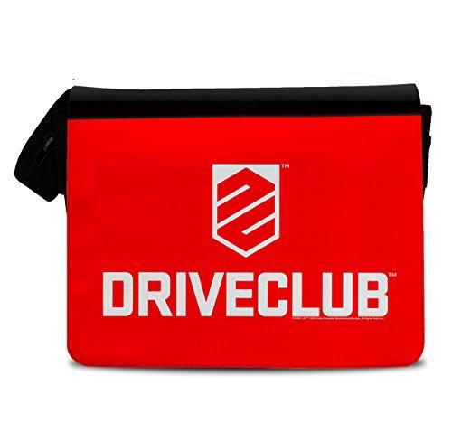 Licenza Ufficiale Driveclub Borsa Messaggero, Borsa Tracolla
