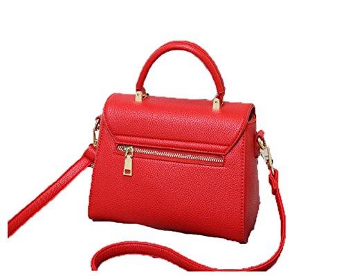 Main Bandoulière Main Femmes Red Pour De Élégants à Totes Sacs Sac Les Femmes À Mode Sacs Bourse À Sacs Femmes wqfC8f
