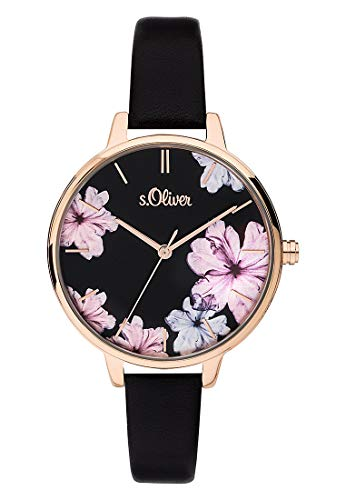 s.Oliver Women's Analogue Quartz Watch