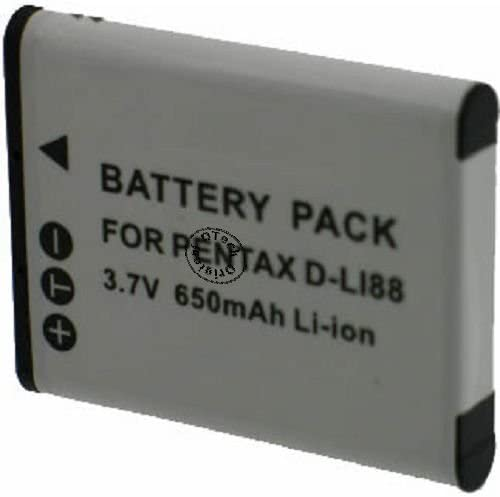 バッテリー SANYO XACTI VPC-X1250