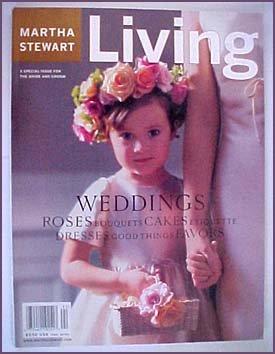 (Martha Stewart Weddings Spring 1999)
