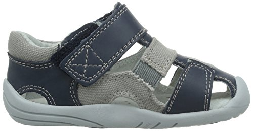 PediPed Joshua - Sandalias Niños Azul (Navy Grey)