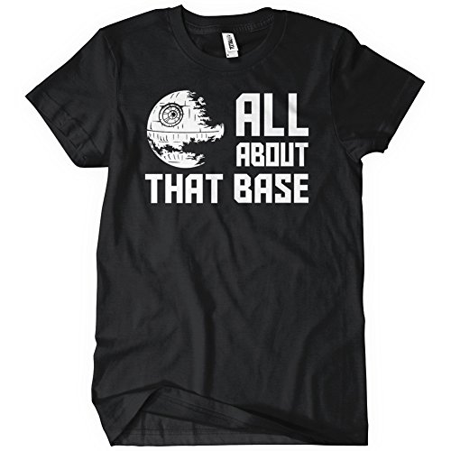 All About That Base T-Shirt Funny Adult Womens Cotton Tee Sizes S-2XL