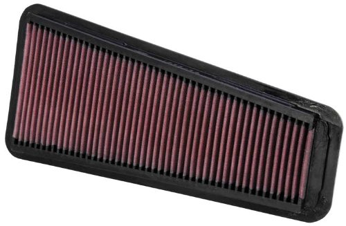 K&N 33-2281 High Performance Replacement Air Filter for 2004-2009 Toyota 4 Runner, 2007-2009 Toyota FJ Cruiser, 2005-2015 Toyota Tacoma, 2005-2010 Toyota Tundra 4.0L V6