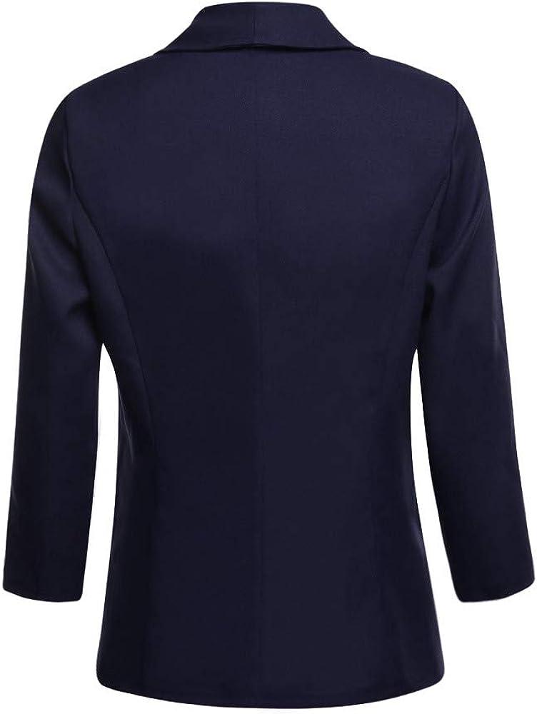 Chemise Vetement Femme /Ét/é,Veste Femme Femmes Loose Long Manteau Blazer Manteau Cape Cardigan Veste Trench Outwear Chemise Femme Beikoard