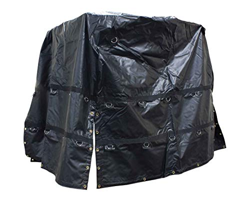 (Mytee Products Fitted Coil Tarps for Steel Coils 6x6x6)