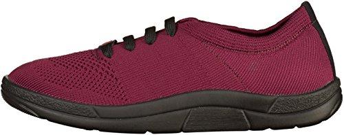 Berkemann Allegra 05450 Damen Sneakers Violett(Bordeaux)