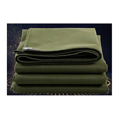 Yuke Mehrzweck-Wasserdichte Plane für Camping Gardening Heavy Duty Polyester (größe   2x2m)