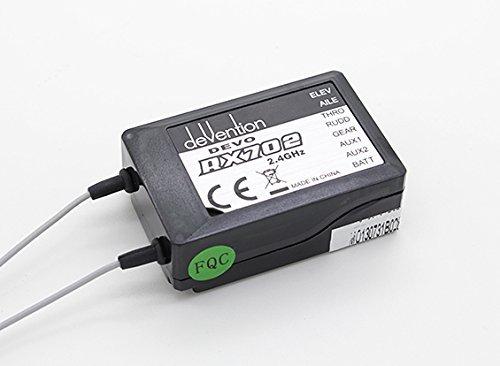 HobbyKing Walkera QR X350 GPS Quadcopter – Receiver (DEVO-RX702)