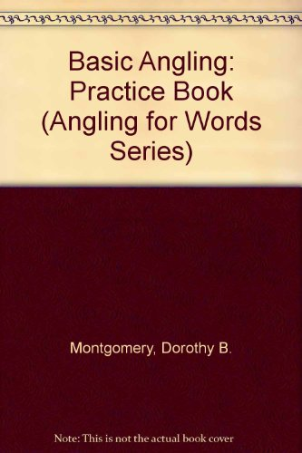 Basic Angling: Practice Book Teacher's Manual (Angling for Words Series)