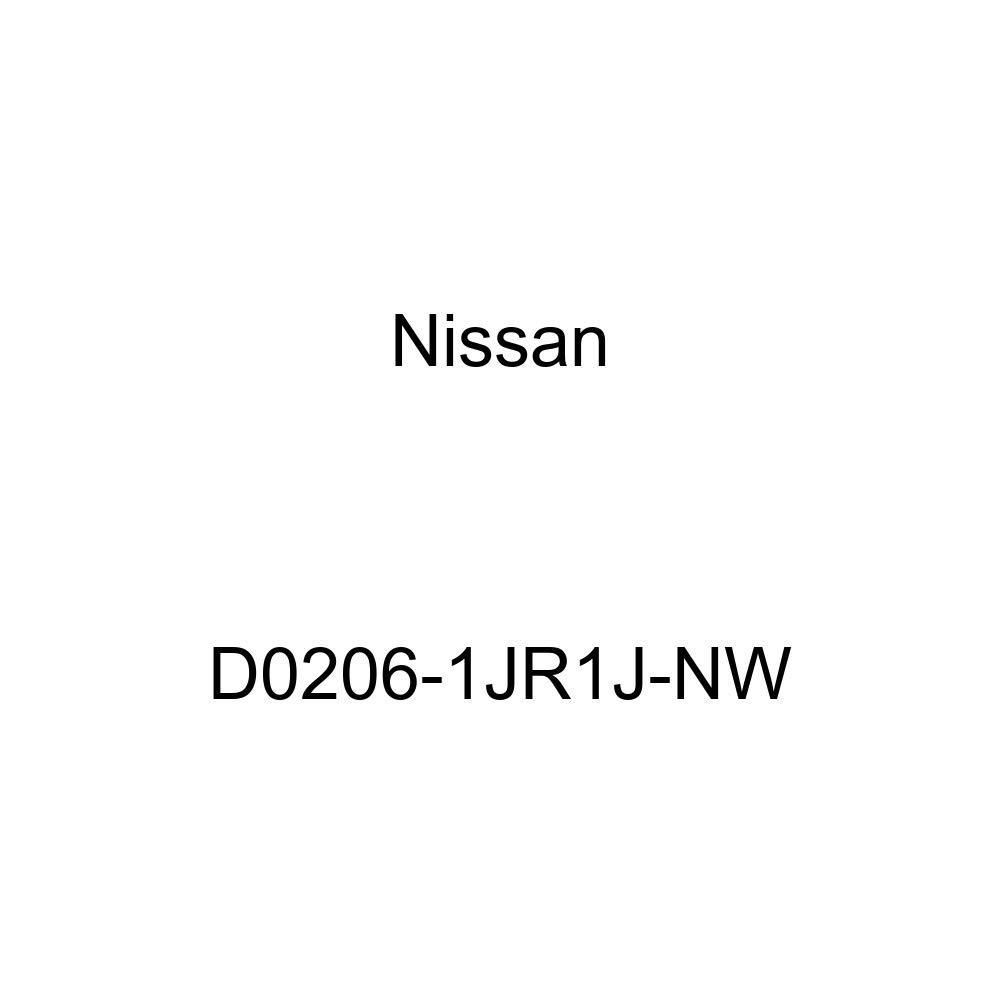 Nissan D0206-1JR1J-NW Rotor Disc Brake Front