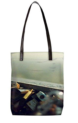 Snoogg Strandtasche, mehrfarbig (mehrfarbig) - LTR-BL-3423-ToteBag