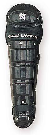 Single Knee Cap Leg Guard - 16