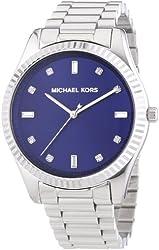 Michael Kors Blake Blue Dial Stainless Steel Women's Watch MK3225